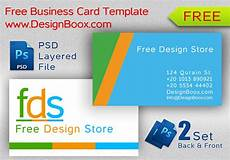 Business Cards Free Templates Business Card Template Free Photoshop Psds At Brusheezy
