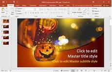 Halloween Power Point Template Free Halloween Powerpoint Templates