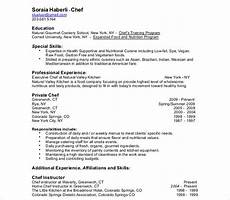 Example Of Cook Resume 9 Cook Resume Templates Pdf Doc Free Amp Premium Templates