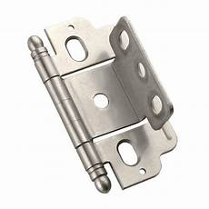 partial wrap cabinet hinge inset 3 4 quot door