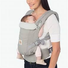 Light Blue Ergo Baby Carrier Adapt Baby Carrier Best Carrier For Newborn Grey