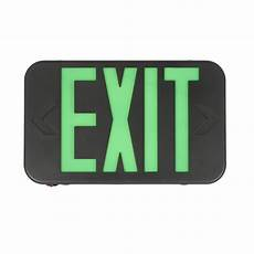 Location Exit Light Combo Location Emergency Exit Light Combo Lithonia Shelly