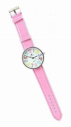 Uhr Batteriewechsel Werkzeug Rosa by Damen Uhr Kinder Marken Uhr In Knalligen Farben In Sch 246 Nem
