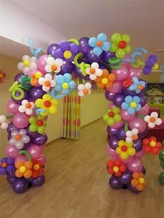 arco de globos reme globoflexia arco de flores 2 globos globos para
