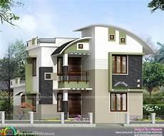 2nd Floor House Design In India 1500 Sq Ft Double Floor Home Jpg 1600 215 1332 Kerala