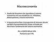 macroeconomia dispense macroeconomia dispensa di economia