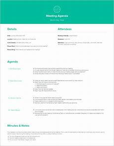 Agenda Of Meeting Sample Format How To Create A Meeting Agenda A Step By Step Guide Xtensio