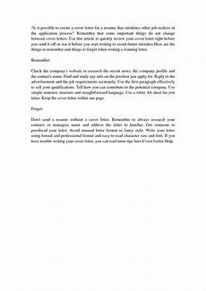Cover Letter For Internship In Computer Science Sample Cover Letter For Internship In Computer Science