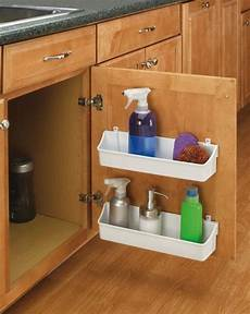 25 brilliant sink storage ideas for kitchen