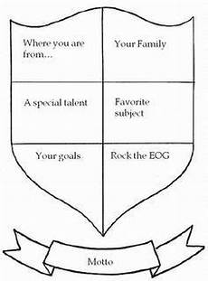 Design A Coat Of Arms Ks2 Create Your Own Coat Of Arms Worksheet Google Search