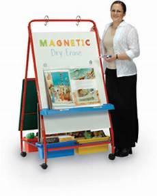 Teacher Easel For Chart Paper Primary Teaching Easel At Direct Advantage