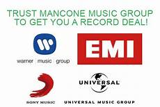 Major Record Labels Send One Song To Major Record Labels To Get Signed By