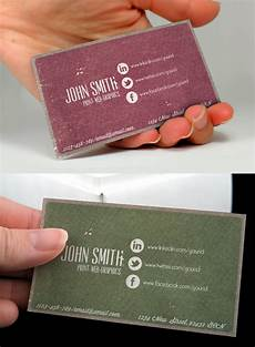 Social Media Business Card 24 Vintage Business Cards With A Modern Twist