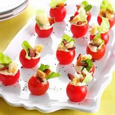 appetizers mini mini blt appetizers recipe taste of home