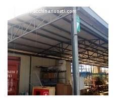 capannone in acciaio usato capannone usato annunci vendita usato
