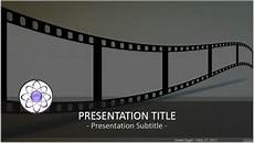 Filmstrip Powerpoint Template Film Powerpoint Template The Highest Quality