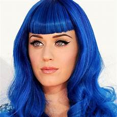 8 who flawlessly rocked navy blue hair