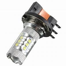 H15 Light Bulb H15 White Cree Led Car Halogen Bulb 12v 80w Drl Light