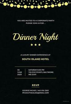 Invitations Companies 13 Corporate Invitation Cards Psd Ai Vector Eps