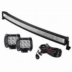 Aaiwa Led Lights Aaiwa Led Light Bar Curved Led Bar 42inch 540w Triple