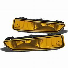 99 Acura Tl Fog Lights 99 03 Acura Tl Clear Bumper Fog Lights Yellow