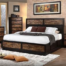 new classic makeeda low profile bed with footboard