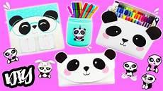 diy manualidades kawaii f 193 ciles de panda mery