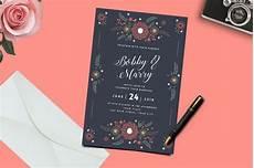 E Invitation Design 50 Wonderful Wedding Invitation Amp Card Design Samples