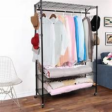 rolling closet racks for clothes rolling clothing rack adjustable rolling garment rack