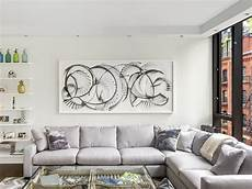 Above Sofa Wall Decor 3d Image by 10 Looks To Hang Above Your Sofa Sugarlift