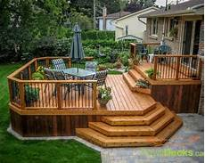 Two Level Deck Designs Awesome Two Level Deck Designs Ideas Patio Deck Designs