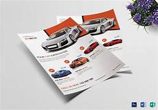 Car Sale Flyer Automotive Car Sale Flyer Design Template In Psd Word
