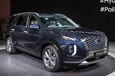2020 Hyundai Suv by 2020 Hyundai Palisade A Hyundai Suv With A Real Third Row