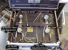 Estate Oven Pilot Light Gas Oven Relight Pilot Light Gas Oven