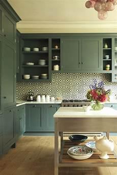 green kitchen backsplash green kitchen design ideas for interiorholic