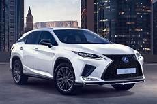 lexus rx facelift 2019 officieel lexus rx facelift 2019 autofans