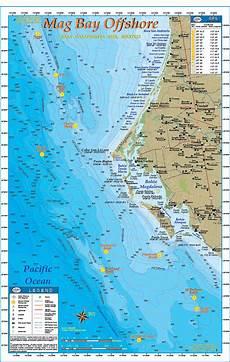 Baja Charts Mag Bay Offshore Baja Directions