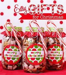 weihnachtsgeschenke diy how to make handmade chex mix gifts bonus free