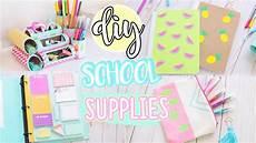 7 diy easy school supplies 2018 organization more