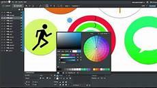 Designer Gravit Designing With Gravit Youtube