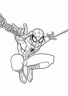 Malvorlagen Superhelden Quest N De 16 Ausmalbilder Ultimate Spider