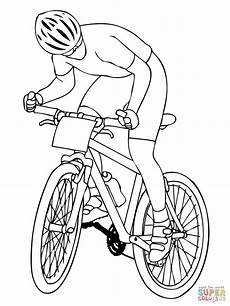 ausmalbild fahrrad aausmalbilder club