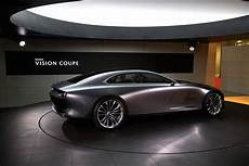 Mazda Vision Coupe 2020 by Mazda Vision Coupe Concept At The 2017 Tokyo Show Car