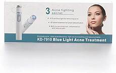 Kd 7910 Blue Light Acne Treatment Light Therapy Acne Treatment Kd 7910 Blu Ray Acne