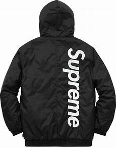 supreme clothes supreme 2 tone hooded sideline jacket things to wear