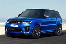 2019 Land Rover Svr by 2019 Range Rover Sport Svr Hiconsumption
