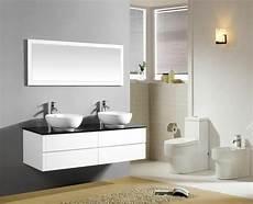 bagno mobile mobile bagno doppio lavabo bagno completo pensile 150cm ebay