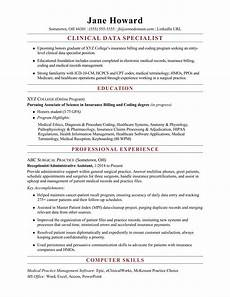 Clinical Data Manager Resumes Entry Level Clinical Data Specialist Resume Sample