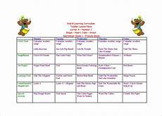 Lesson Plans For Toddlers 8 Toddler Lesson Plan Templates Lesson Plans For