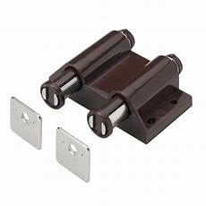 everbilt magnetic touch latch brown 1 pack